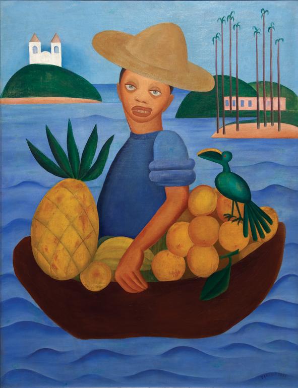 O Vendedor de Frutas