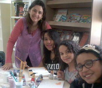 Trabalho escolar: Exposição Tarsila 130 anos