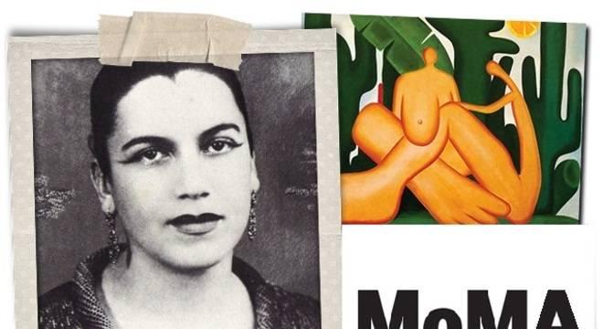 Exposição da brasileira Tarsila do Amaral começa no MoMa em 21 de fevereiro.