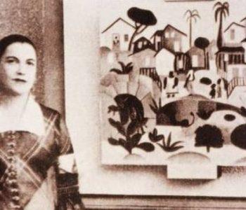 Tarsila do Amaral expõe no Rio, em 1929, e 'traz claridade de festa', diz O GLOBO