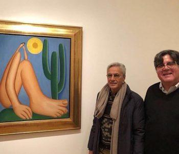 Caetano Veloso fala sobre a influência da Tarsila no movimento Tropicália