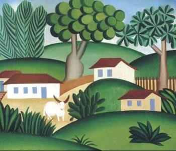 """'O Touro', de Tarsila do Amaral, fará parte da """"Mostra Modernista"""" na Casa Roberto Marinho"""