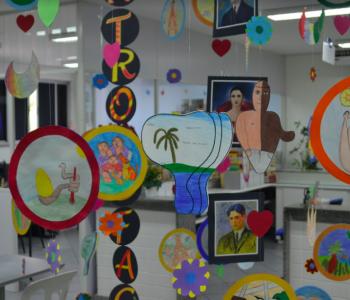 Tarsila: Um encontro entre as Artes visuais e a Literatura