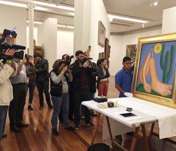 Brasileiro tentou comprar a obra Abaporu por R$ 120 milhões