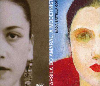 Lançamento reconstitui vida e obra de Tarsila do Amaral
