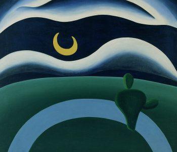 MoMA compra a tela 'A lua', de Tarsila do Amaral, por US$ 20 milhões
