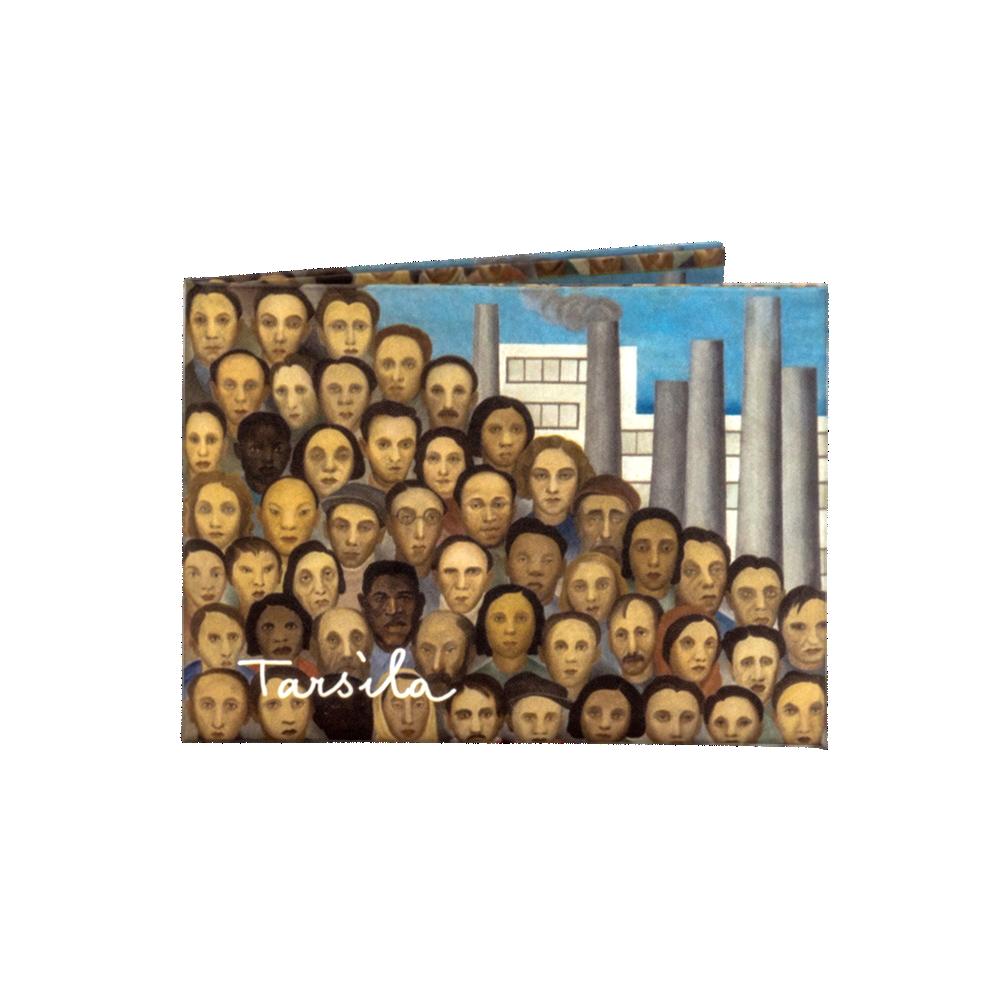 Carteira Operários - Tarsila do Amaral